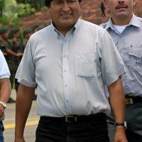Evo Morales Foto:Archivo EFE