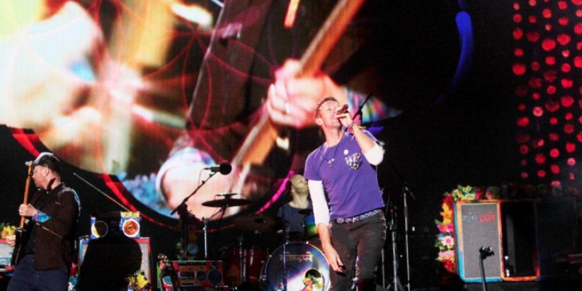 Las canciones que tocaría Coldplay en su concierto en Bogotá