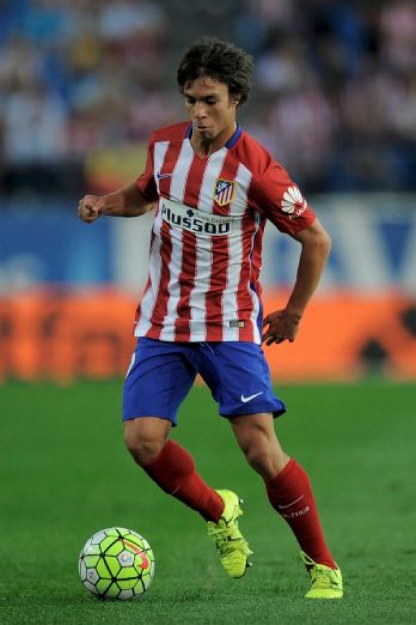 Oliver Torres (Atlético de Madrid) Foto: Getty Images