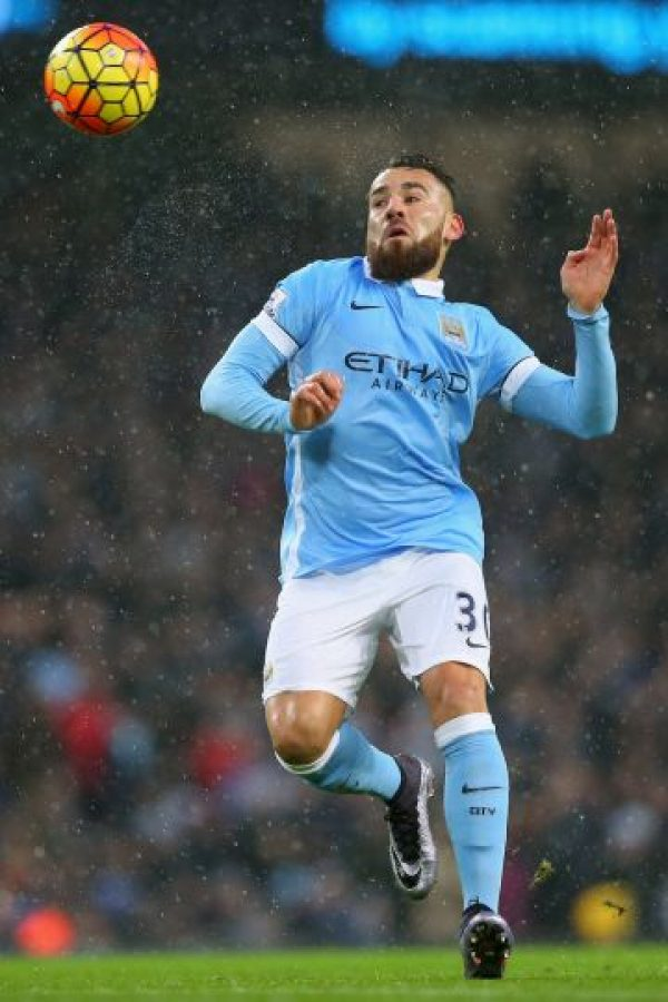 Nicolás Otamendi (Manchester City) Foto: Getty Images