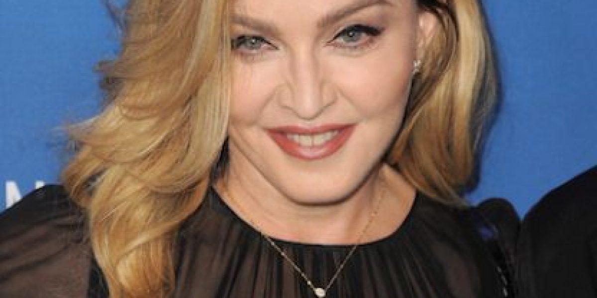 Madonna se reencuentra con su hijo Rocco