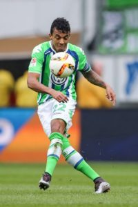 Luiz Gustavo (Wolfsburgo) Foto: Getty Images