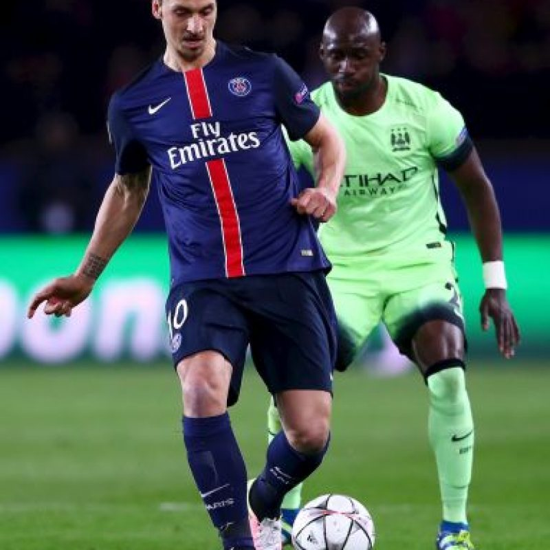 Zlatan Ibrahimovic (PSG) Foto: Getty Images