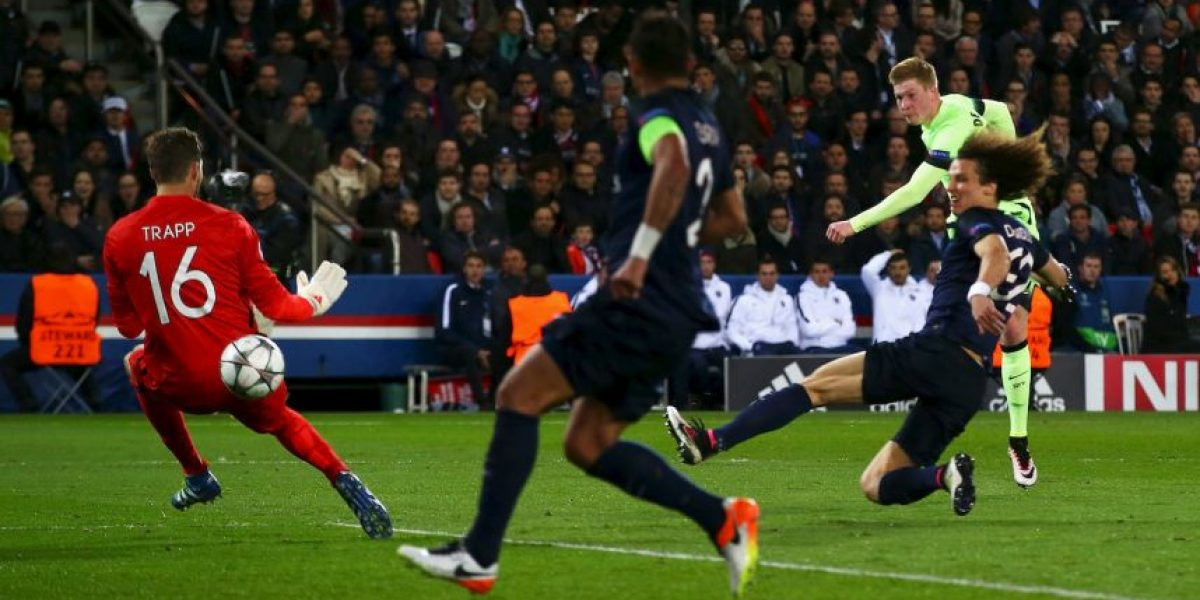 Champions League: Manchester City y PSG buscan su primera semifinal