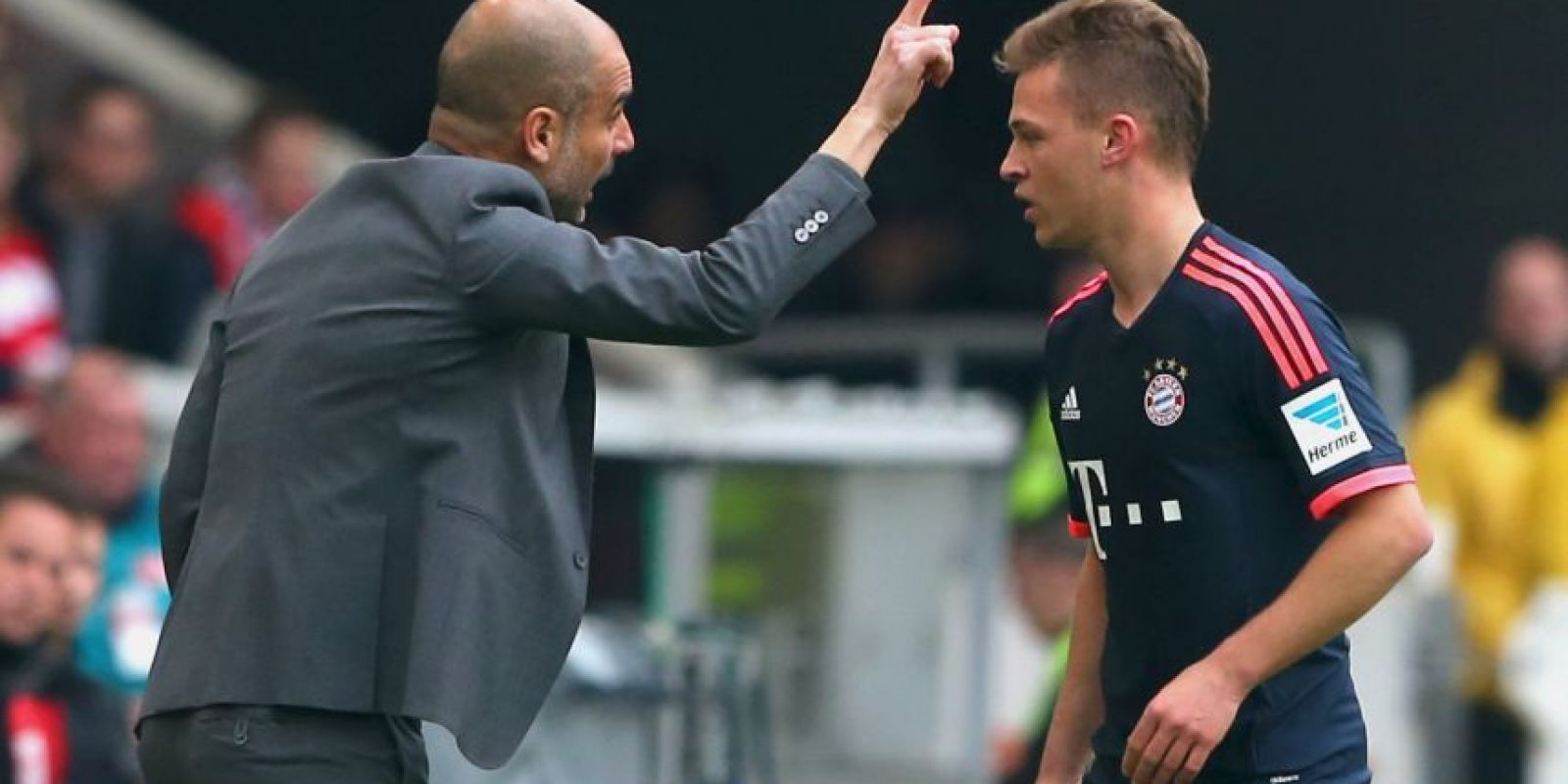 Kimmich (Bayern Múnich) Foto: Getty Images