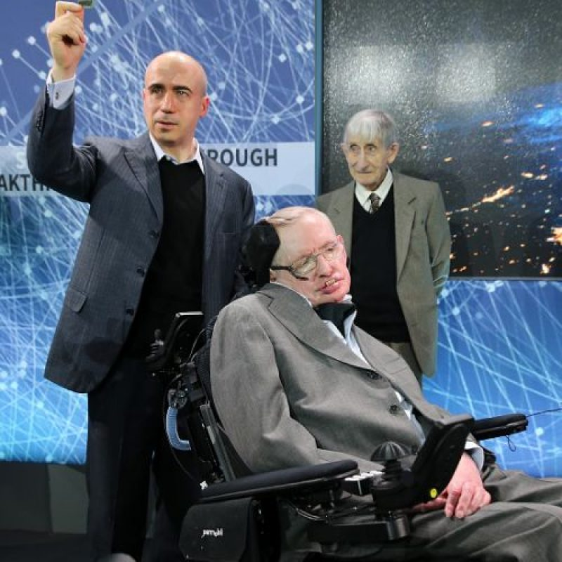 Mientras que este dispositivo llegaría en 20 años a Alpha Centauri Foto:Getty Images