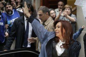Además de criticar el actual gobierno de Argentina. Foto:AP