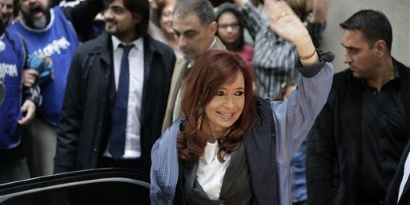 Mediante un discurso se defendió de las acusaciones en su contra. Foto:AP