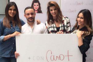 Foto:https://www.instagram.com/carolinacruzosorio/