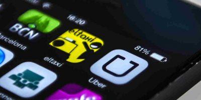 Uber está valuada en 50 millones de dólares. Foto:Getty Images