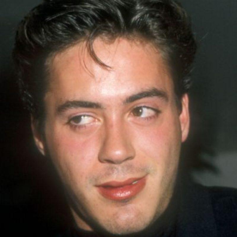 Comenzó a trabajar con su padre, Robert Downey Sr. Foto:vía Getty Images