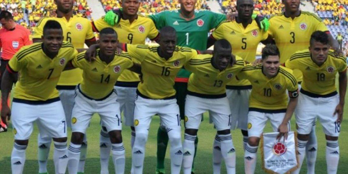 Las selecciones Colombia ya tienen rivales en los Olímpicos de Río 2016