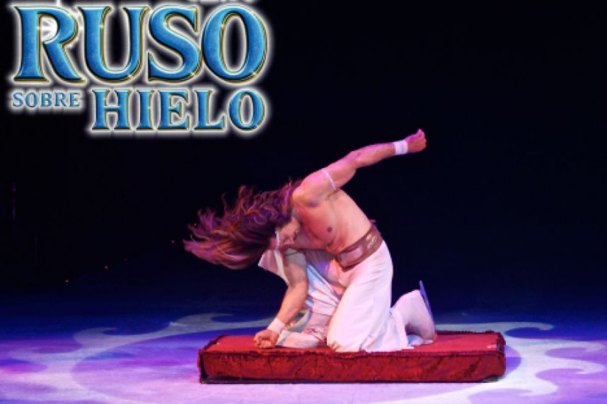 Circo Ruso sobre hielo, un espectáculo para toda la familia, en el Parqueadero de Jumbo 65. Foto:Tomada de tuticket.com