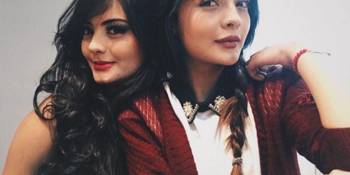 María José, la hermana de Yuri Vargas, debuta en el modelaje