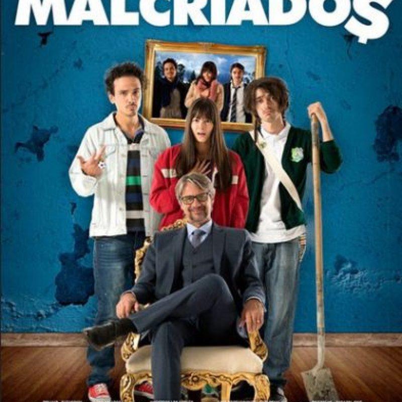 Foto:Poster Malcriados