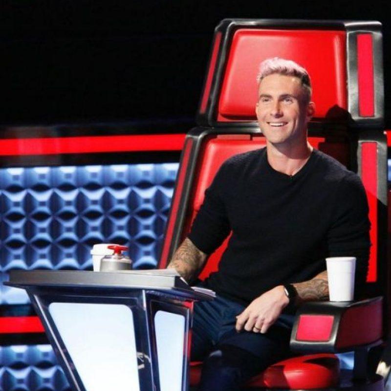 """Ambos son parte de la nueva temporada de """"The Voice"""". Foto:Vía instagram.com/nbcthevoice/"""