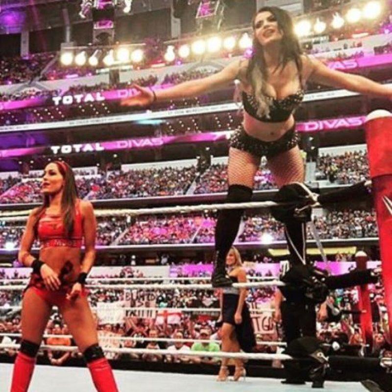 Las imágenes más sexies de las divas de WWE Foto:WWE