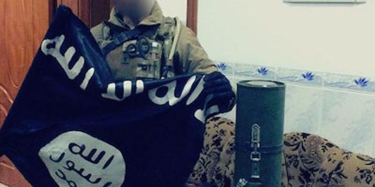 Este soldado publica cómo se combate al Estado Islámico en Instagram