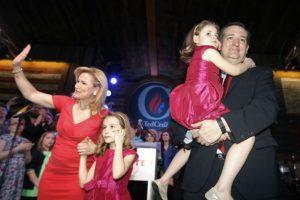 Rafael Edward Cruz es un precandidato del Partido Republicano. Foto:Getty Images