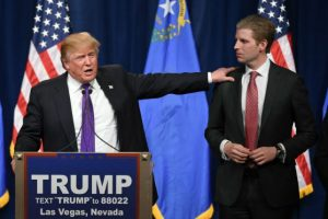 La carrera política de Donald Trump Foto:Getty Images