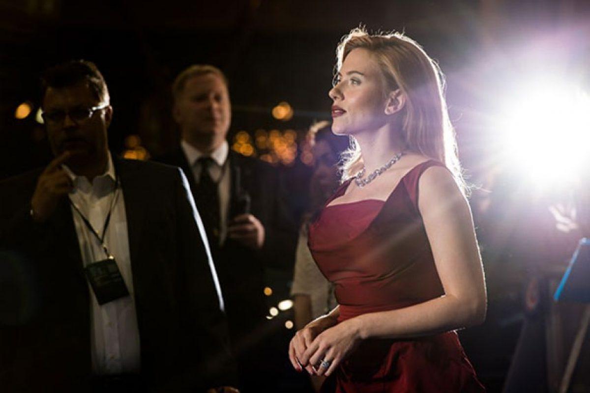 Scarlett Johansson es considerada como uno de los sexsymbols de Hollywood Foto:Getty Images