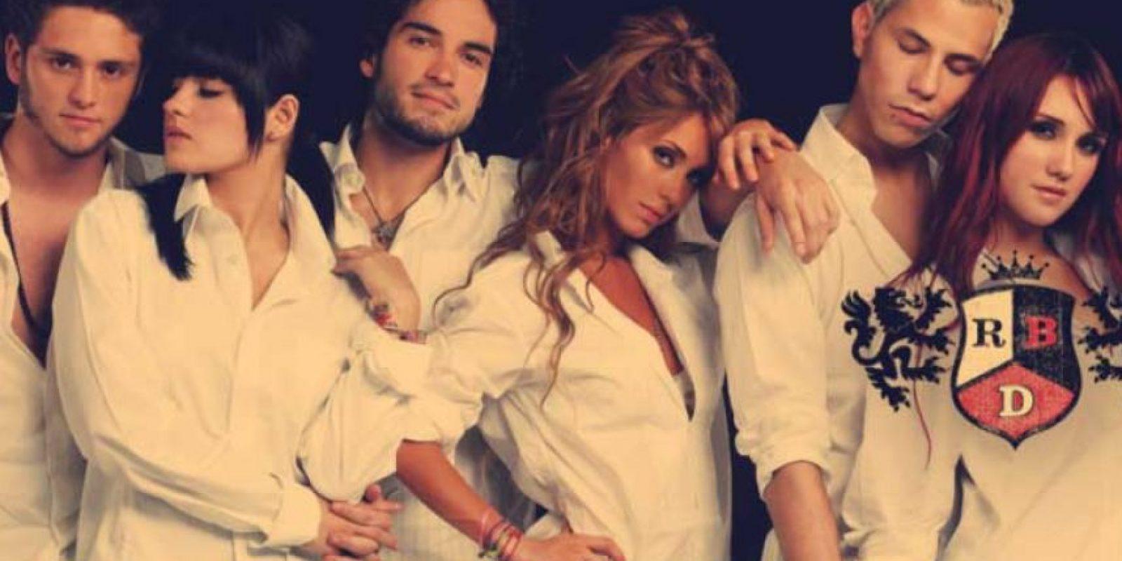 Su éxito sigue vigente en países como Brasil y España Foto:Televisa