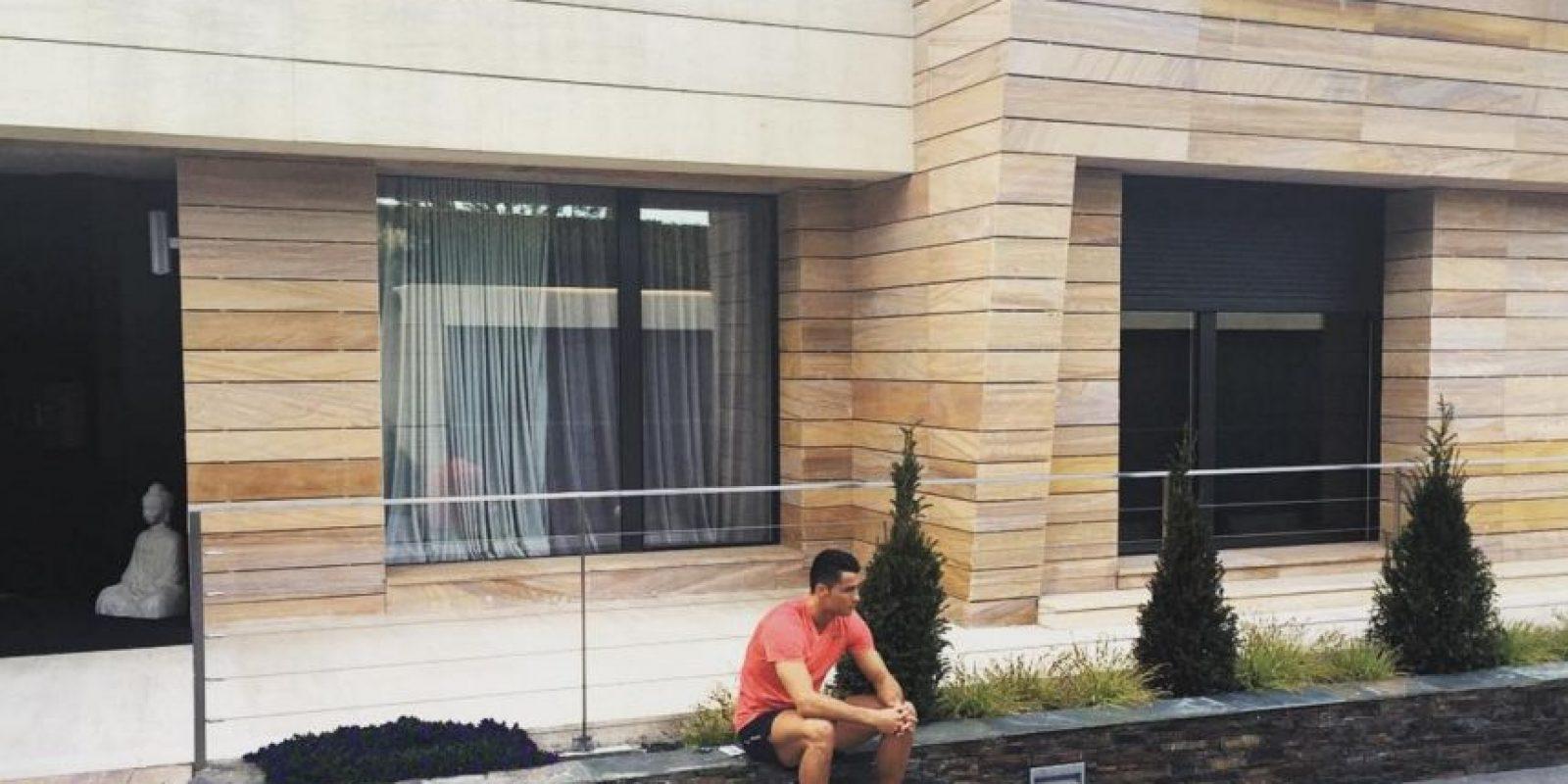 """De hecho, algunos medios comenzaron a insinuar que el portugués estaba """"acabado"""" tras cumplir 31 años el pasado 5 de febrero. Foto:Vía instagram.com/Cristiano"""
