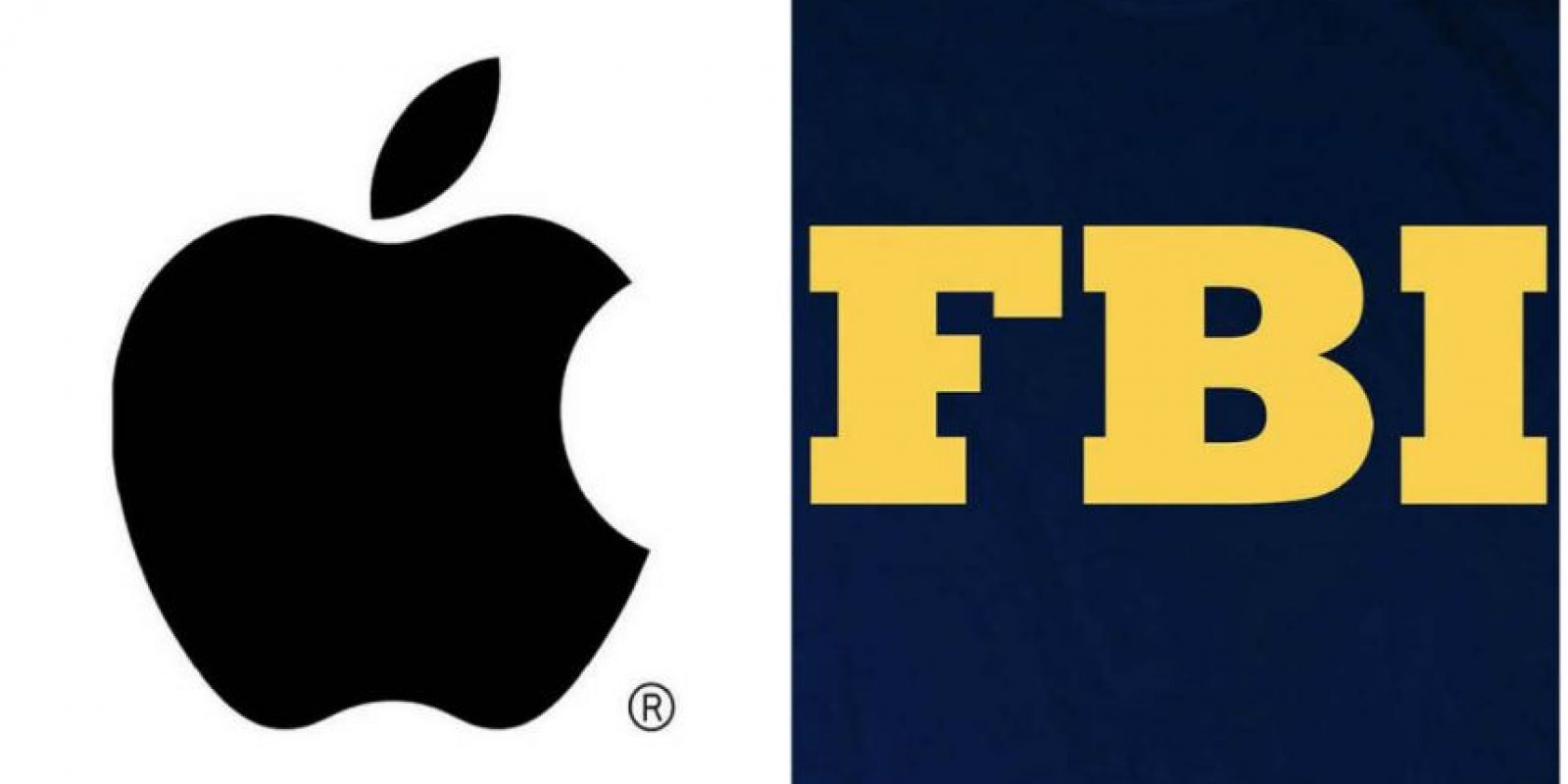 El FBI mantuvo una pelea legal de semanas con Apple. Foto: Apple/FBI
