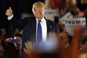 Su oponente más fuerte del mismo partido es Ted Cruz. Foto:Getty Images