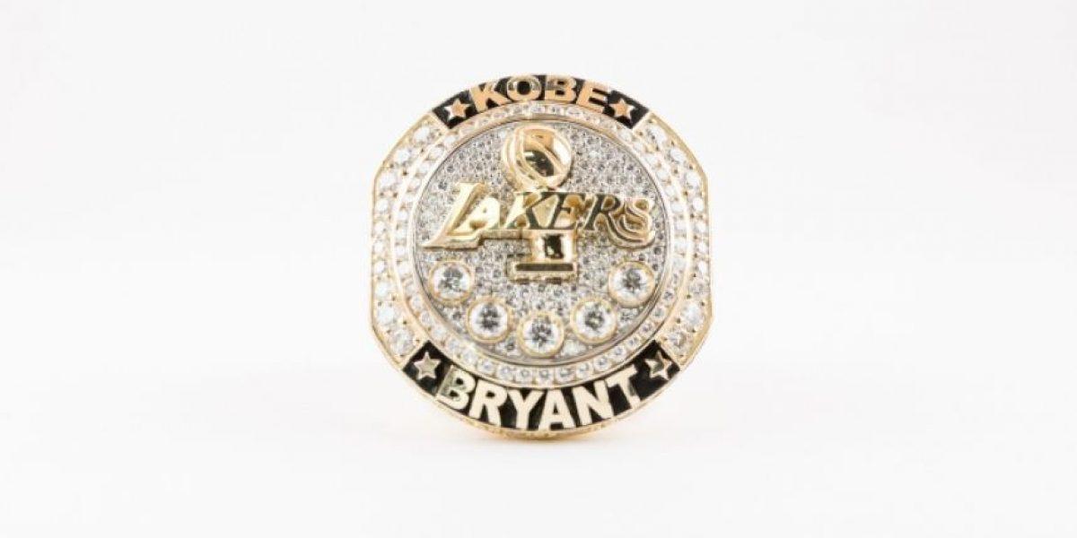 El lujoso regalo con el que los Lakers despidieron a Kobe Bryant
