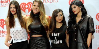 Ella es la mayor de las Kardashian Foto:Getty Images