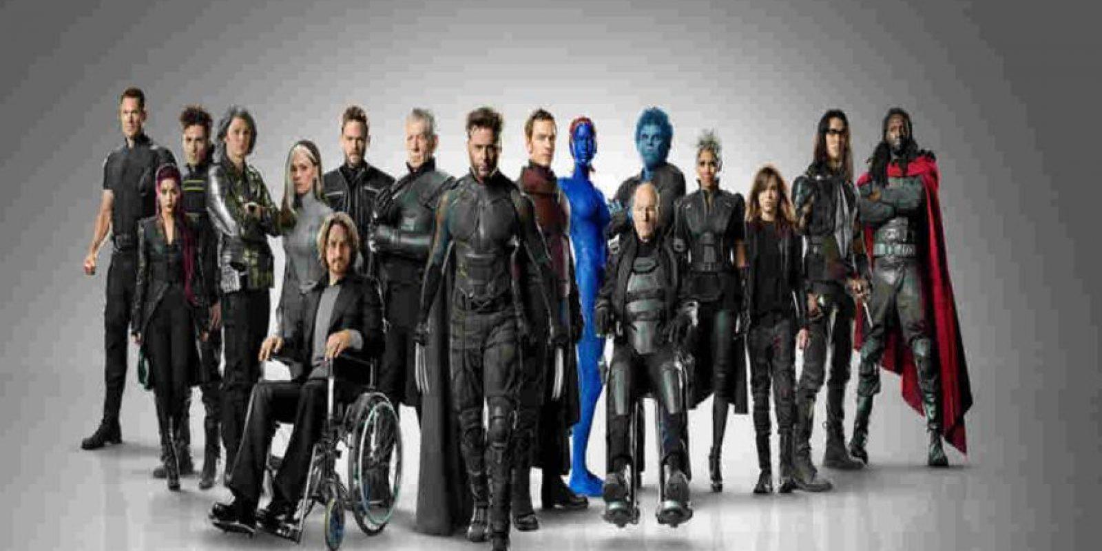 Aún no se sabe qué película será, pero se cree que X-Men. Enero 18, 2018. Foto:Fox