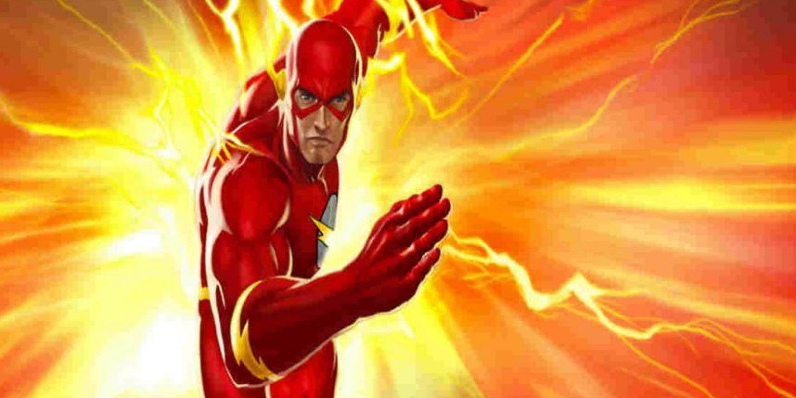 """""""The Flash"""". Marzo 16, 2018. Foto:DC"""