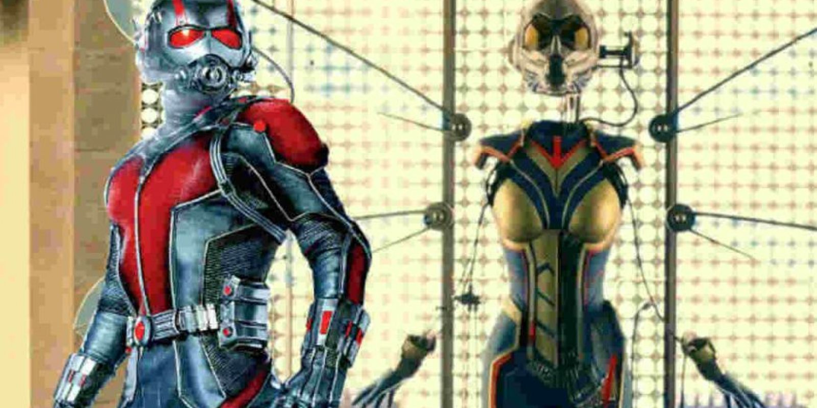 """""""Antman and The Wasp"""". Julio 2, 2018. Foto:Marvel"""