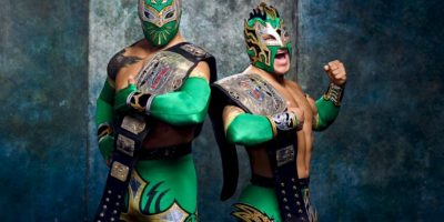 The Lucha Dragons Foto: WWE