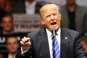 Trump comenzó a hablar en contra de las mujeres que lo entrevistaban, como Megan Kelly, presentadora estadounidense Foto:Getty Images