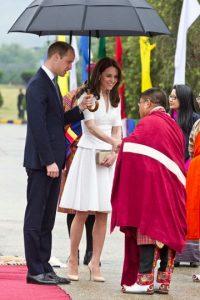 Su segunda hija también lleva el mismo nombre: Charlotte Elizabeth Diana Foto:Getty Images