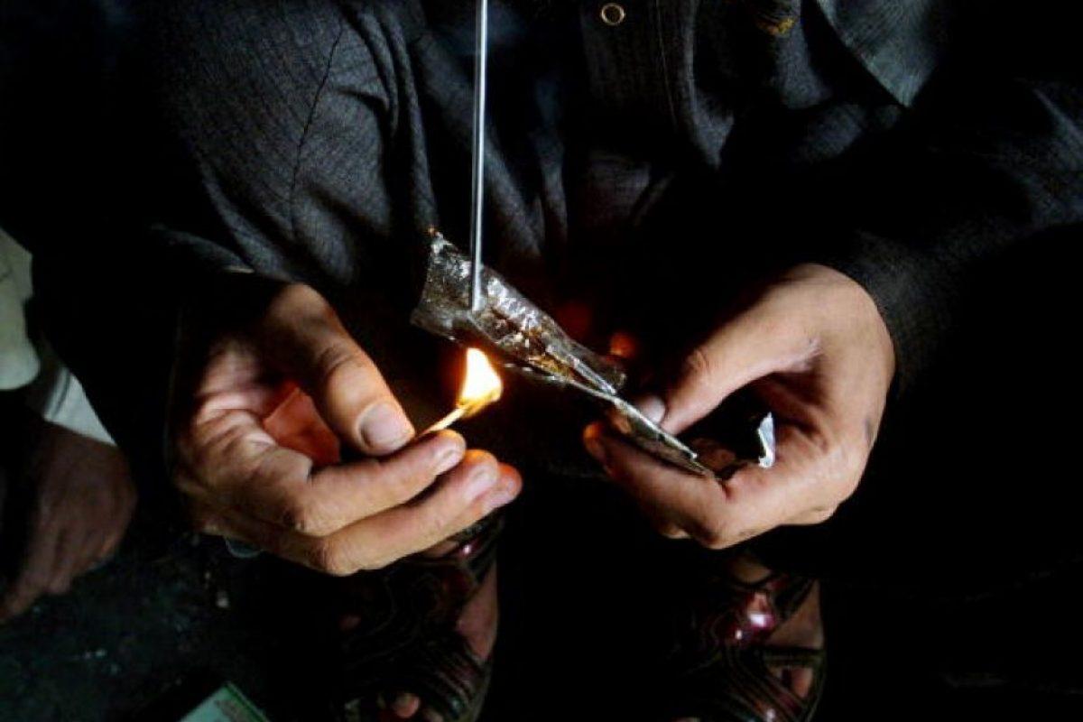 Al menos 15.3 millones de personas al año en todo el mundo tienen trastornos por consumo de drogas Foto:Getty Images