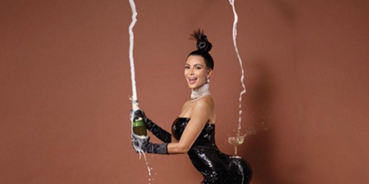Khloe Kardashian y el extraño ángulo de su trasero en Instagram
