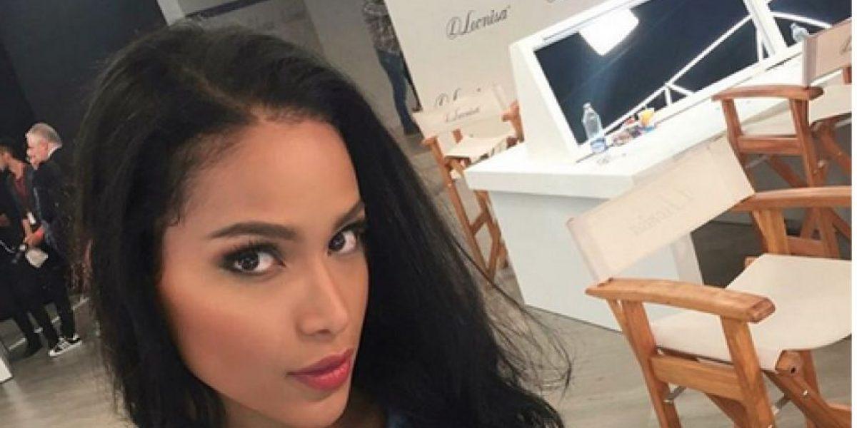 Señorita Colombia responde positivamente a las críticas por su figura