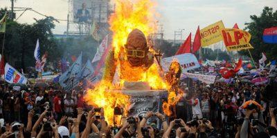 4. Las manifestaciones en el país Foto:Getty Images