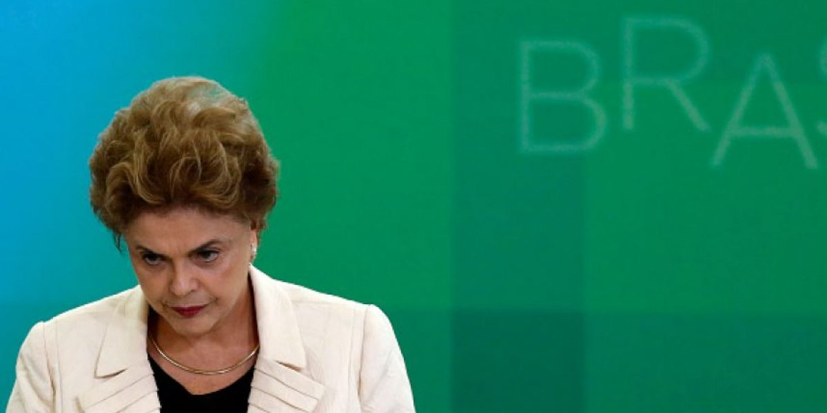 Diputados de Brasil aprueban juicio político a Dilma Rousseff