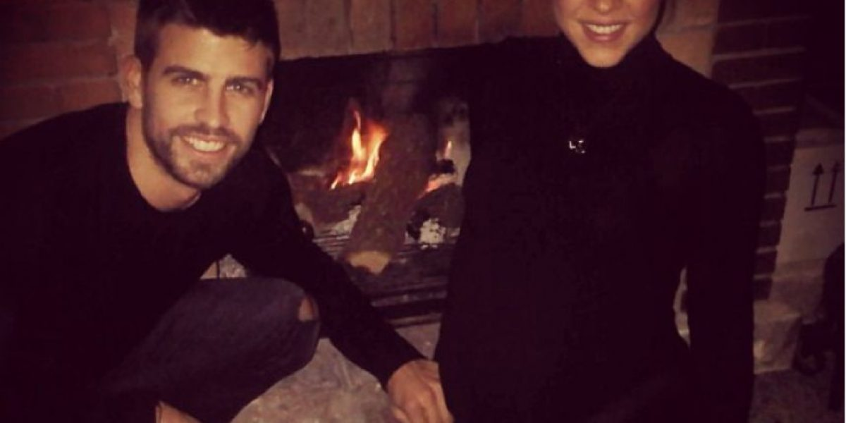 Piqué reveló intimidades de su vida con Shakira