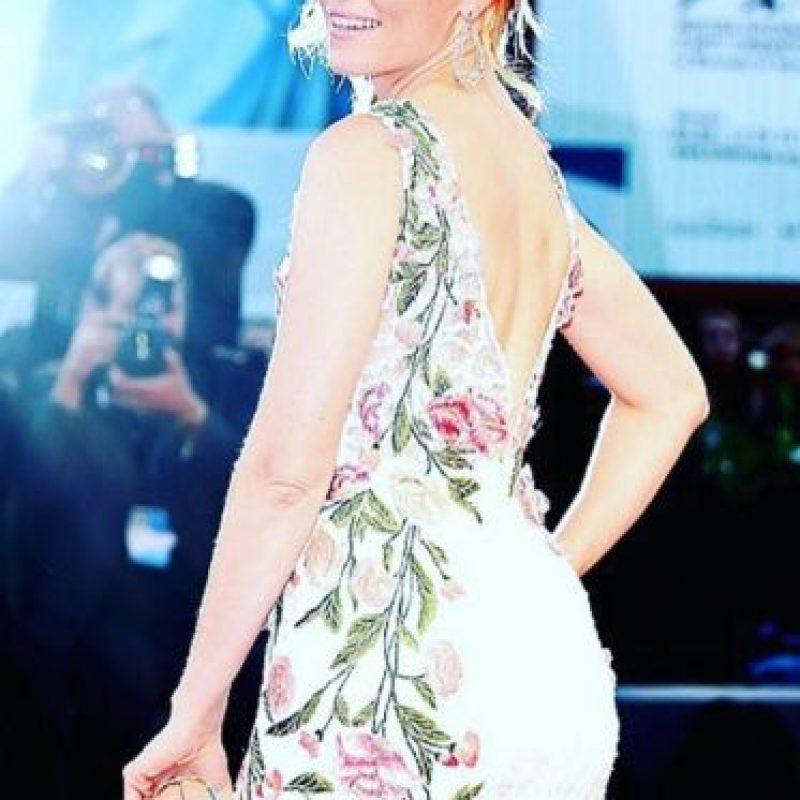 Es actriz, directora y productora estadounidense Foto:Vía instagram.com/elizabethbanks