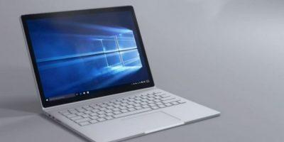 Mientras que la Surface Book de Microsoft ofrece 12 horas. Foto:Microsoft