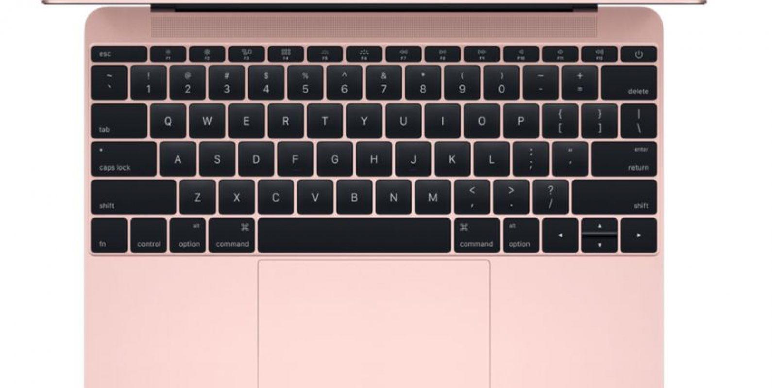 5 diferencias entre la MacBook Pro y la nueva Surface Book. Foto:Apple