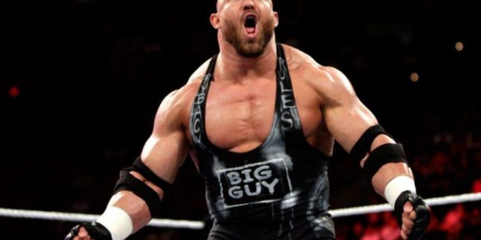 Es un luchador estadounidense de 34 aós Foto:WWE