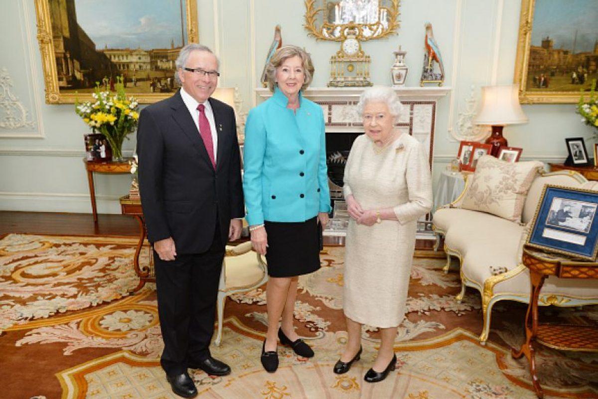 4. El estilo de la reina Foto:Getty Images