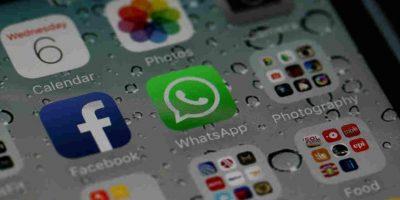 Ahora Mark Zuckerberg informó que, entre WhatsApp y Facebook Messenger, se envían al día 60 billones de mensajes. Foto:Getty Images