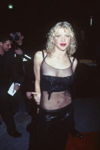 Así lucía Courtney en 1999 Foto:Getty Images